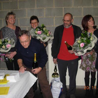 Lauréats saison 2010