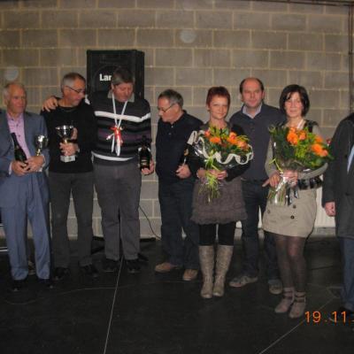 Lauréats 2011