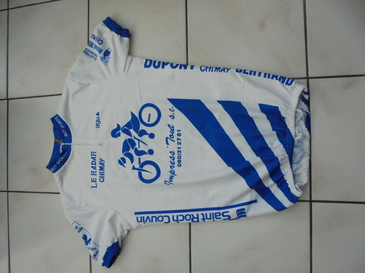 Maillot 1990