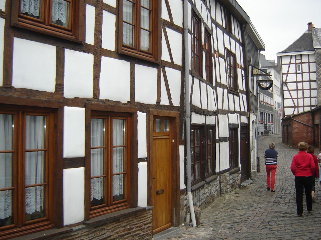rues de Stavelot