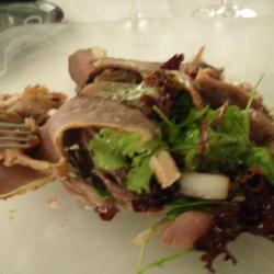 Canard+foie gras!!